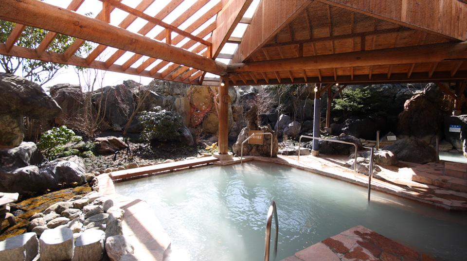 ホテルサンバレー那須 温泉