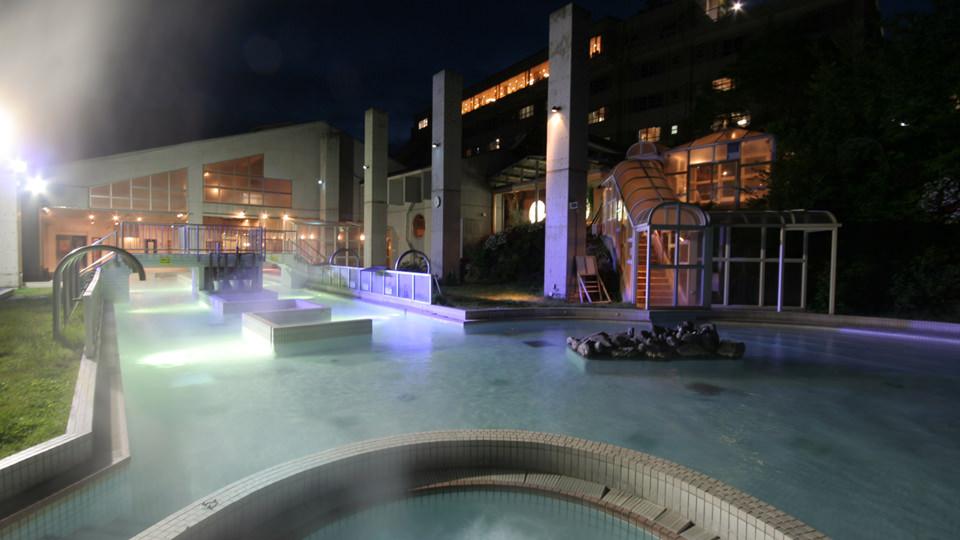 ホテルサンバレー那須 プール