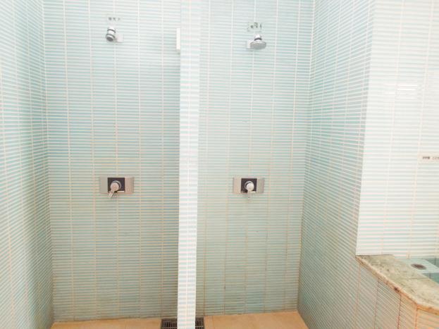 戸越銀座温泉 陽の湯 シャワー