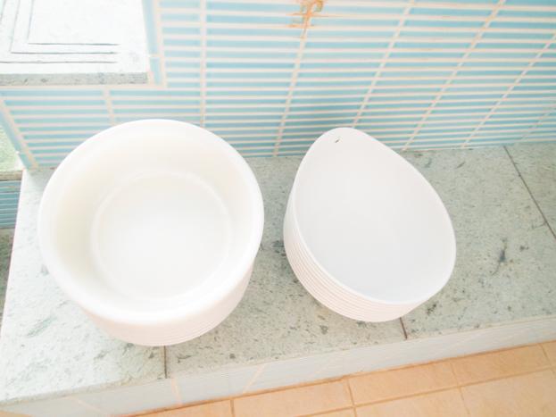 戸越銀座温泉 陽の湯 桶