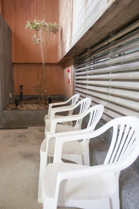 戸越銀座温泉 月の湯 休憩スペース