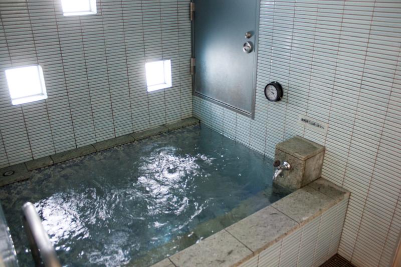 戸越銀座温泉 陽の湯 水風呂
