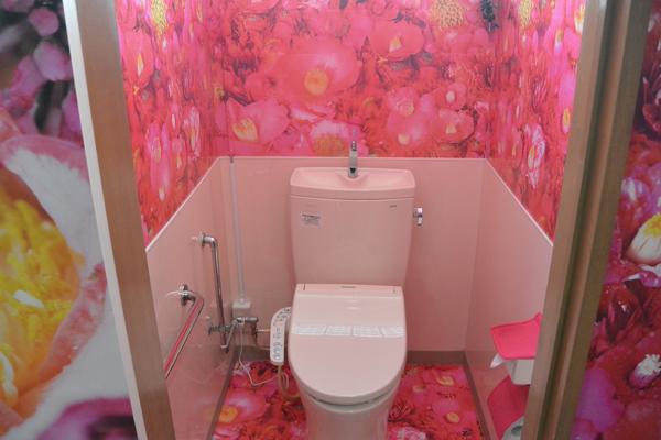 大黒湯のトイレ