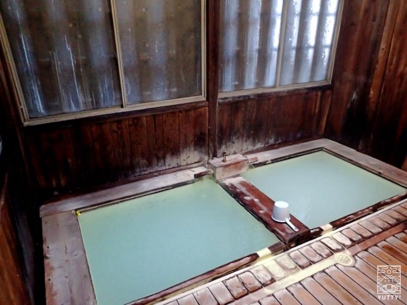 雲海閣 浴槽の写真