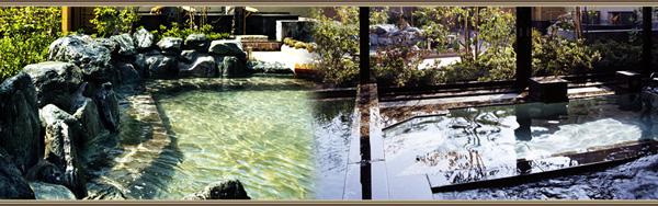 大都市船橋の中心にある温泉施設、湯楽の里