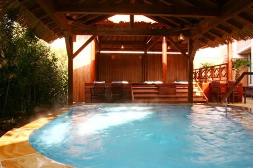 筑紫野温泉 アマンディ露天風呂の写真