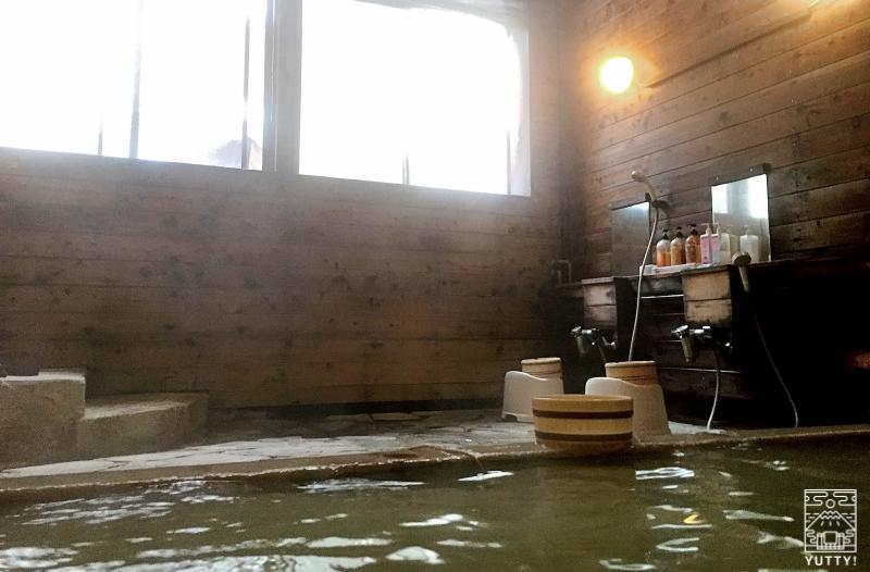 秘湯の宿 元泉館 邯鄲の湯 カランの写真