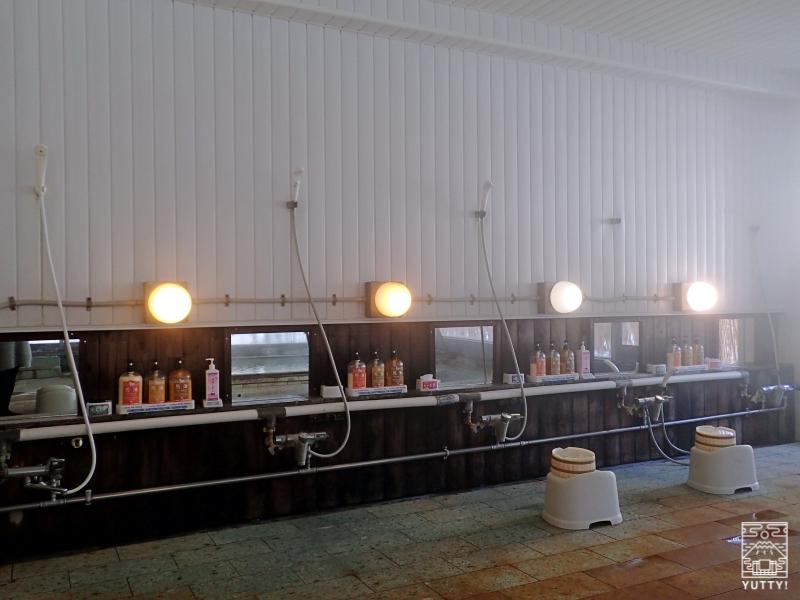 秘湯の宿 元泉館 高尾の湯 カランの写真