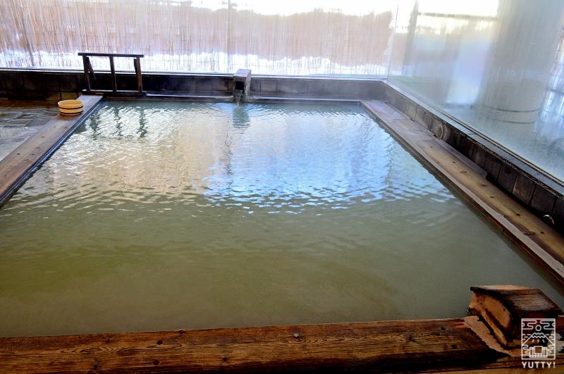 秘湯の宿 元泉館 高尾の湯 内湯の写真