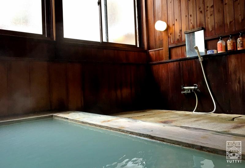 秘湯の宿 元泉館 宝の湯 カランの写真