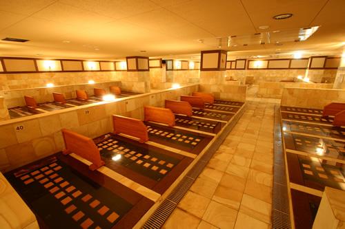 筑紫野温泉アマンディ 岩盤浴の写真