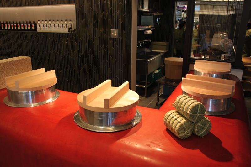 綱島温泉「綱島源泉湯けむりの庄」のレストランの写真