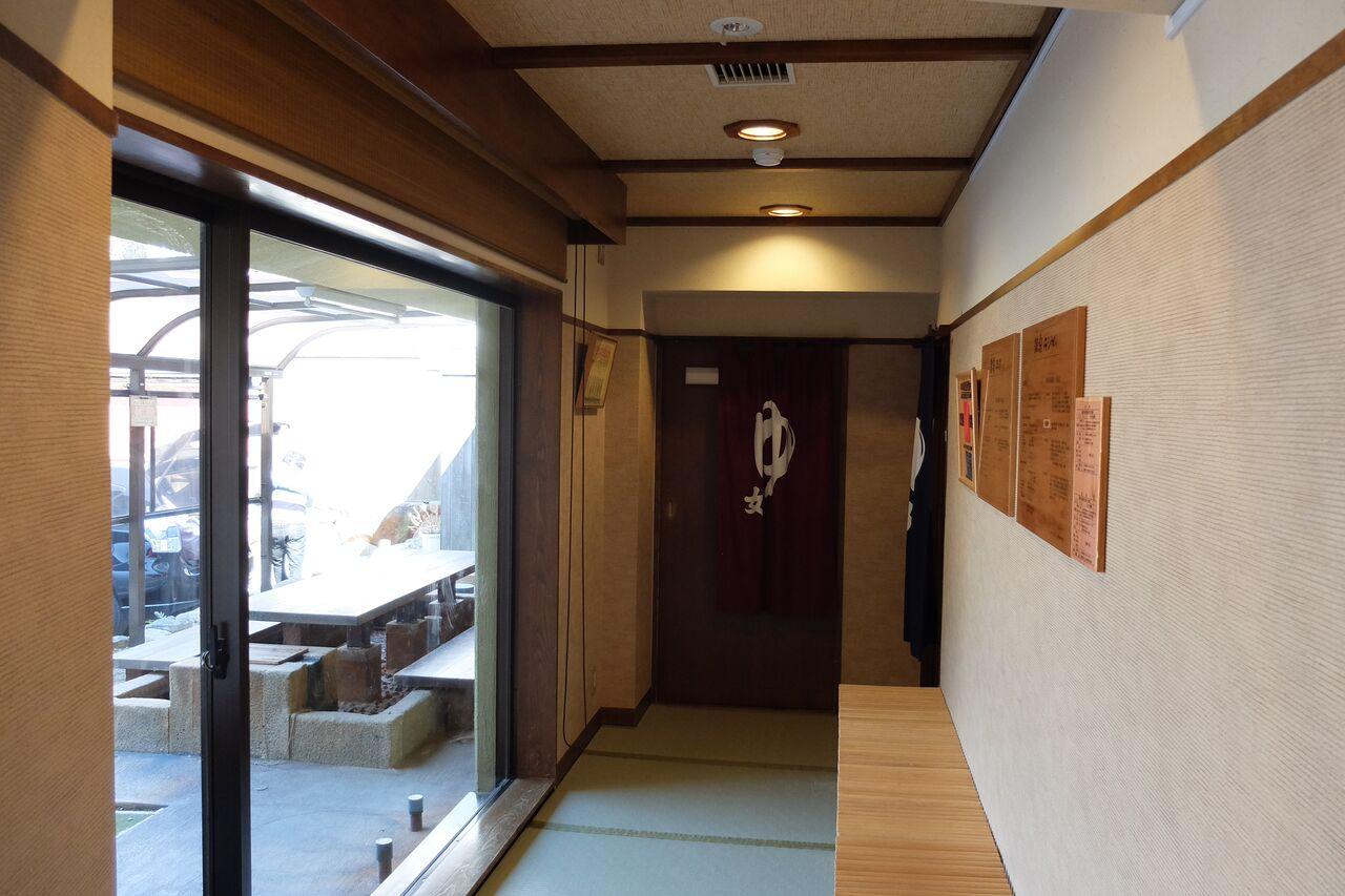 竹取亭別邸康貴の館内の写真