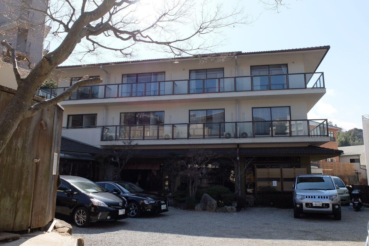 竹取亭別邸康貴の外観の写真