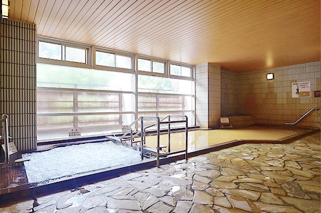 かんぽの宿有馬の浴場の写真