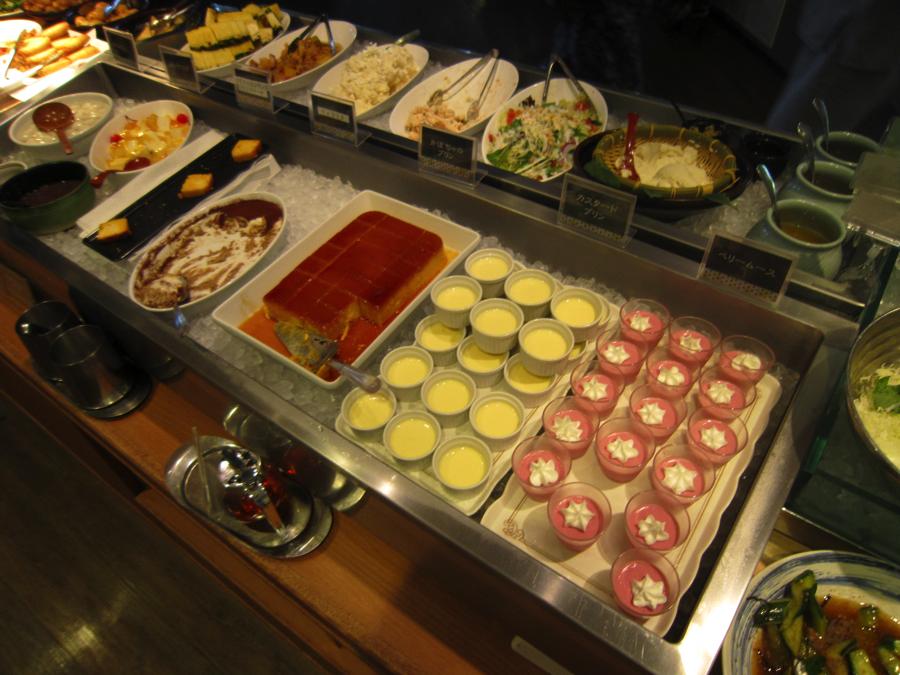 杉戸温泉「雅楽の湯」のデザートの写真