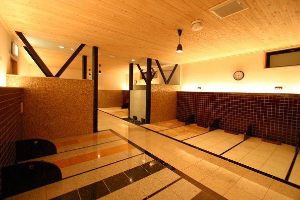 杉戸温泉「雅楽の湯」の岩盤浴「咲」の写真