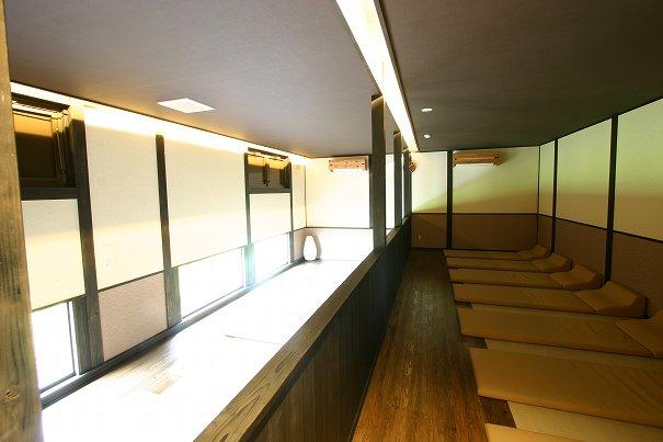 杉戸温泉「雅楽の湯」のうたた寝処の写真