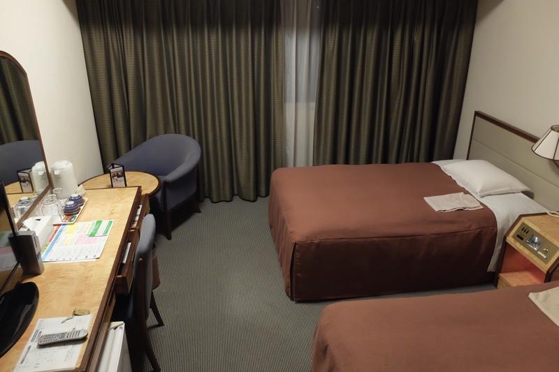 成田ビューホテルの客室の写真