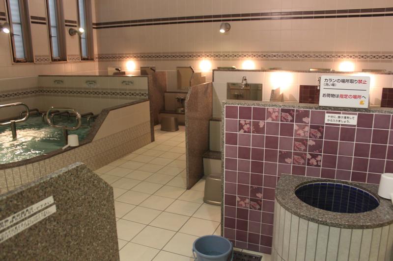 南青山 清水湯の女湯の写真