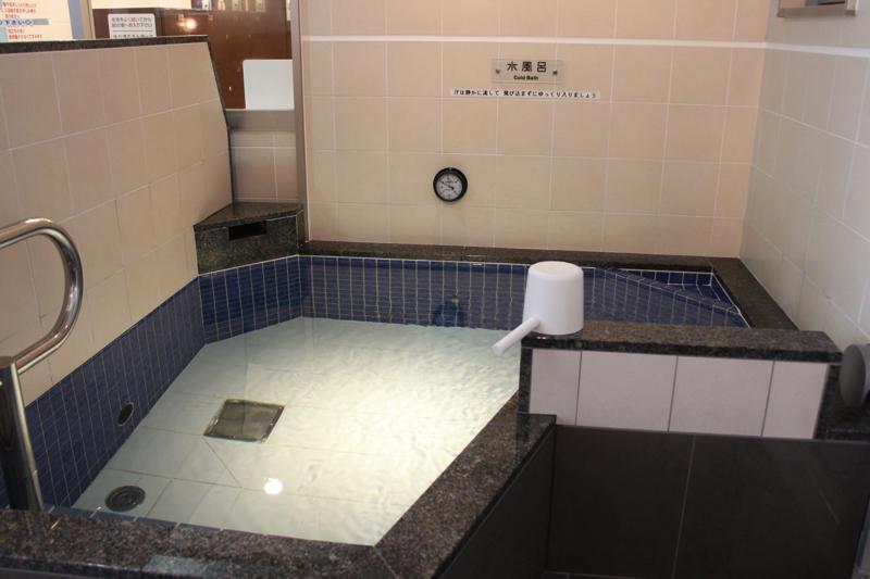 南青山 清水湯の水風呂の写真