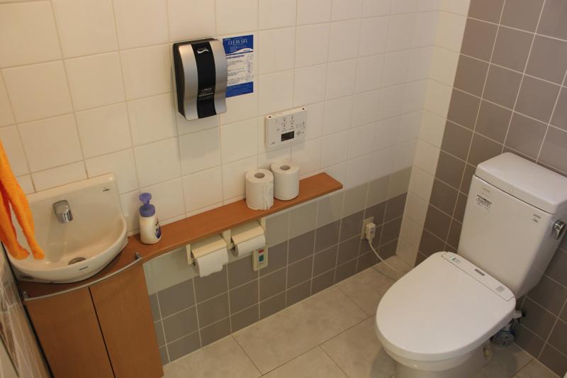 南青山 清水湯のお手洗いの写真