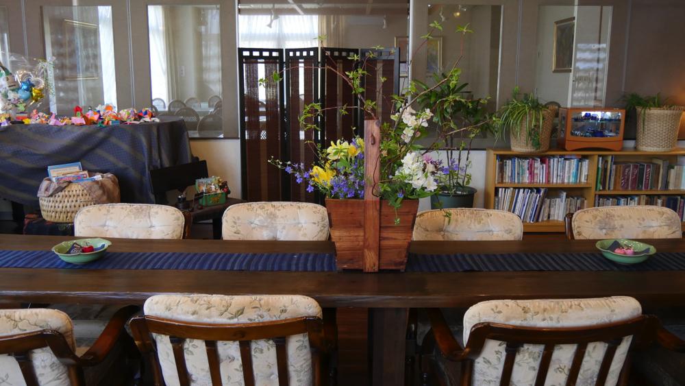蔵王温泉 松金屋アネックスの湯上りお休み処の写真