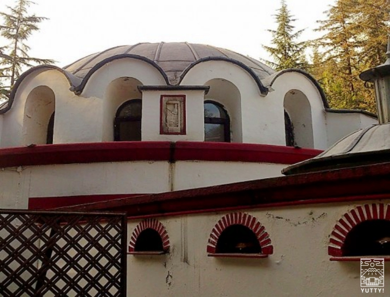 ヤロワ温泉のハマムの外観の写真