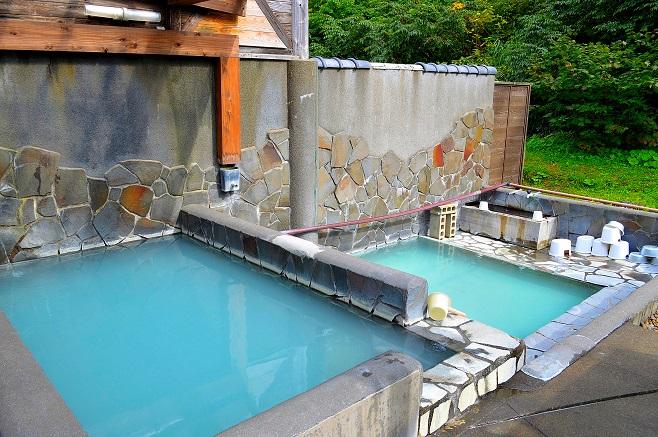 青森・猿倉温泉「元湯 猿倉温泉」の温泉の写真