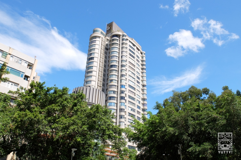 台湾北投温泉の北投天玥泉會館の写真