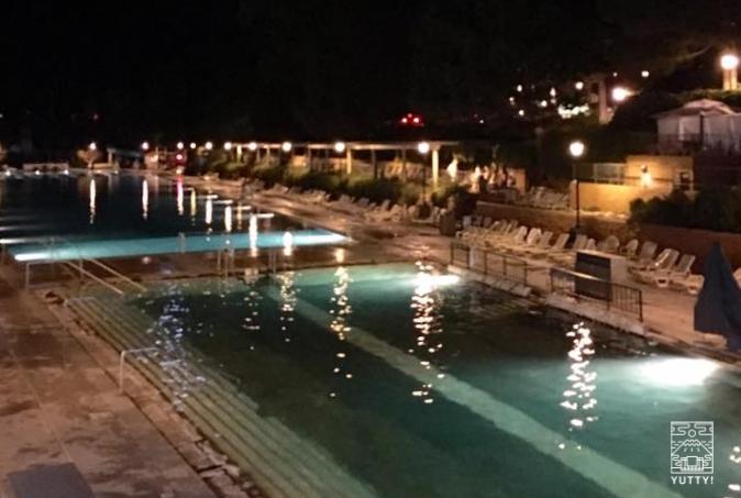 Glenwood Hot Springsの温泉プールの写真