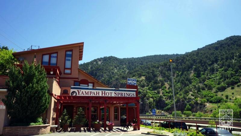Yampah hot springsの外観の写真