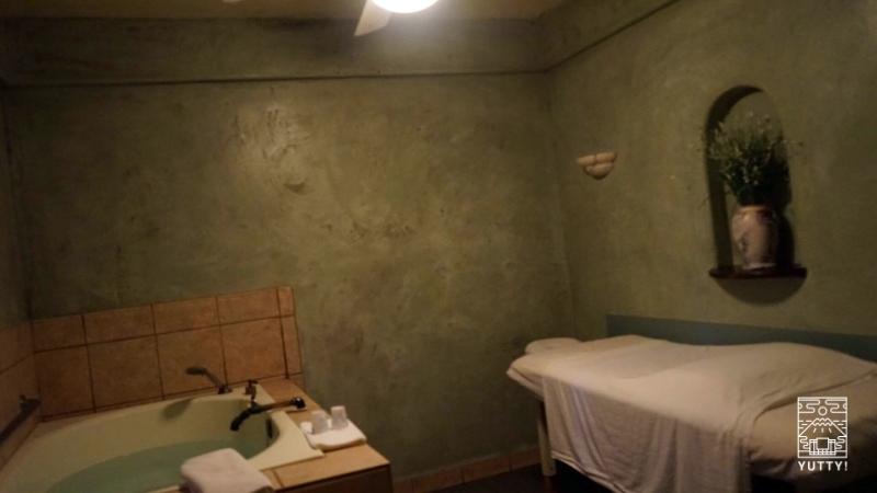 Yampah hot springsのエステルームの写真