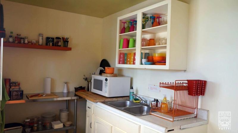 HOPE SPRINGS RESORTのキッチンの写真