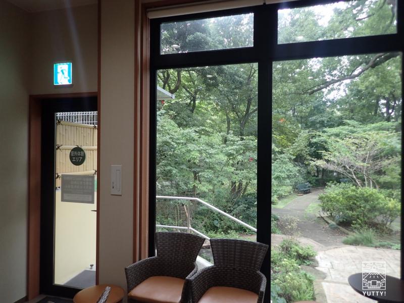 豊島園 庭の湯の岩盤浴の写真6
