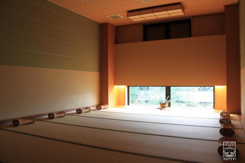豊島園 庭の湯の和室エリアの写真