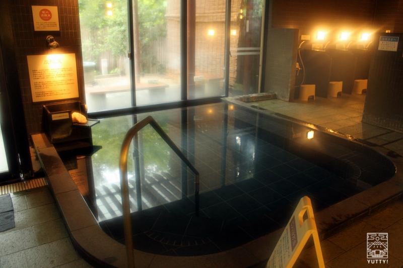 豊島園 庭の湯の大浴場の写真