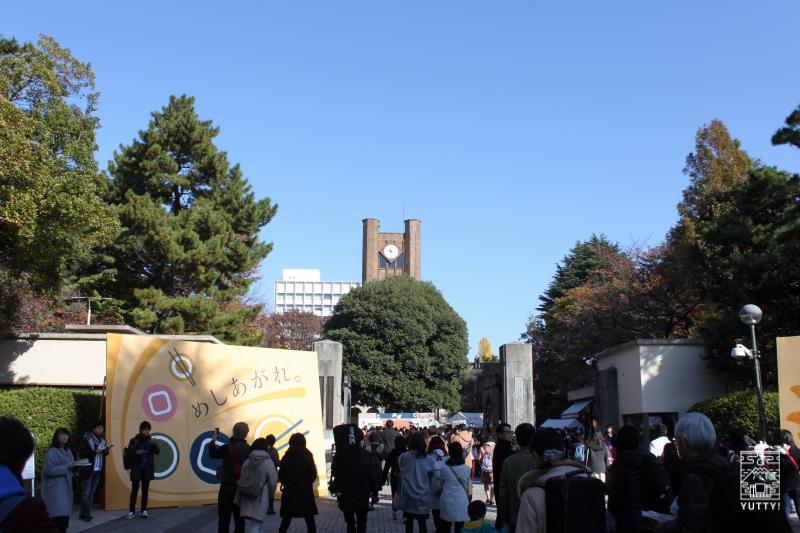 東京大学駒場祭の写真