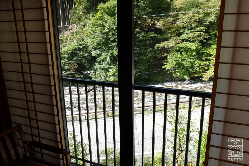 梅ヶ島温泉【湯の宿いちかわ】の客室の写真
