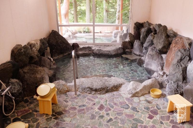 コンヤ温泉【大野木荘】の女湯の写真