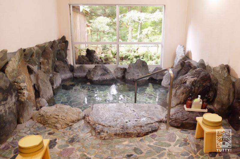 コンヤ温泉【大野木荘】の内湯の写真