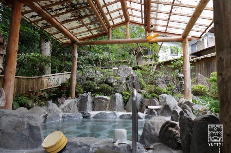 コンヤ温泉【大野木荘】の露天風呂の写真