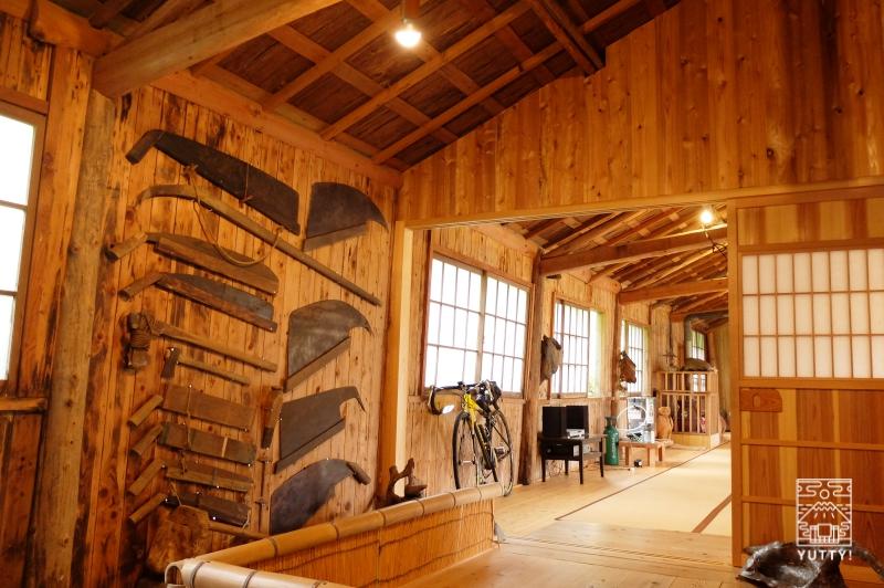 コンヤ温泉【大野木荘】の食事処の写真