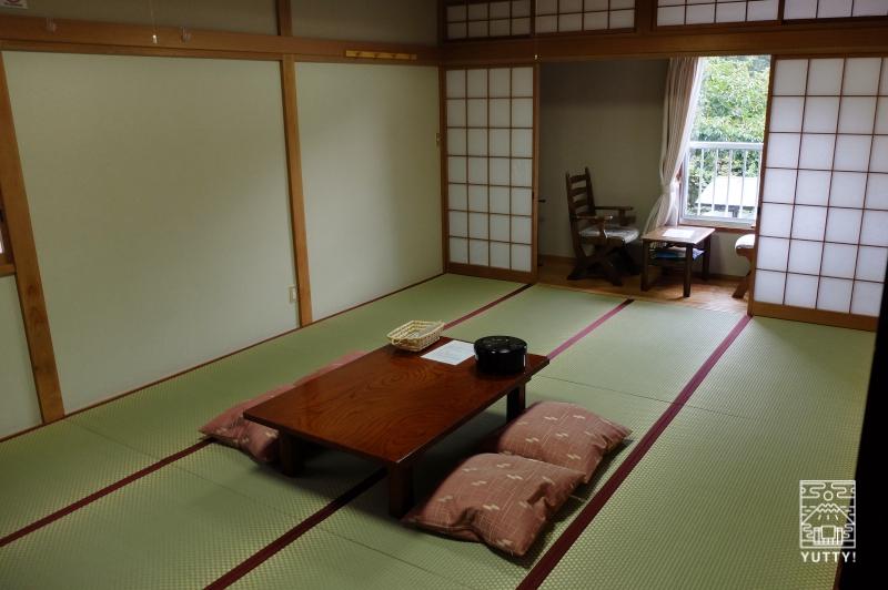 コンヤ温泉【大野木荘】の「白樺の間」の写真