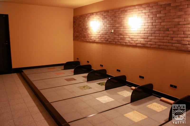 【佐倉天然温泉 澄流】の岩盤浴の写真