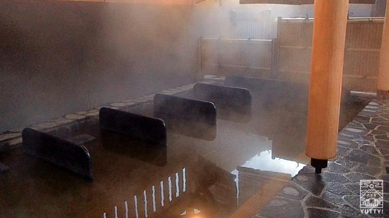 【佐倉天然温泉 澄流】の寝湯の写真