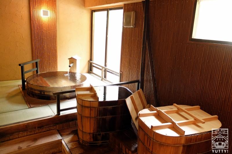 おもいでの宿 湯の島館 「風の湯」の写真