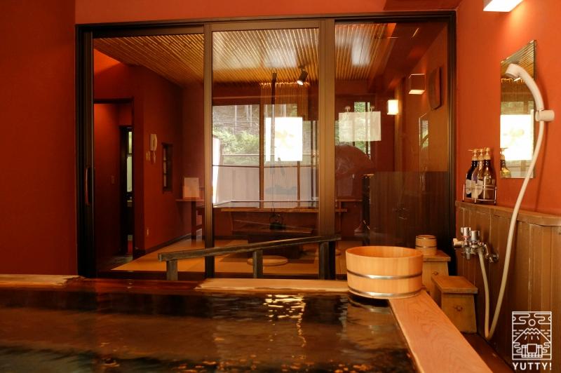 おもいでの宿 湯の島館 「火の湯」の写真