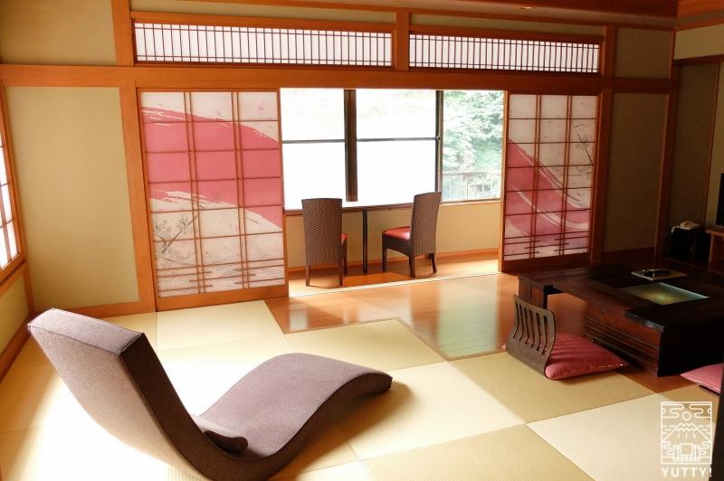おもいでの宿 湯の島館 の客室「和ーなごみー」の写真