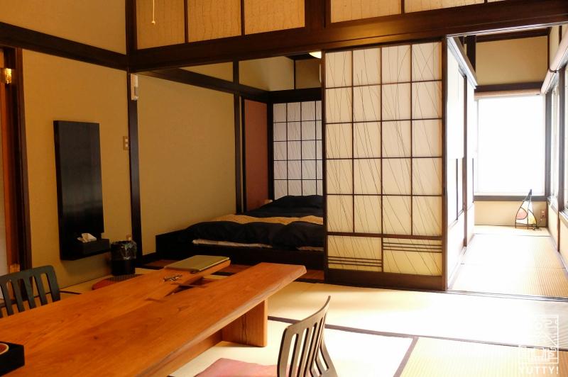 おもいでの宿 湯の島館 の客室「葵」の写真